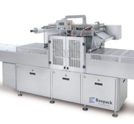Fully Automatic Tray Sealer